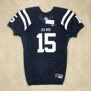 Nike Mississippi Ole Miss Rebels Football Jersey